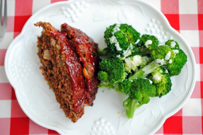 Cajun Meatloaf 4