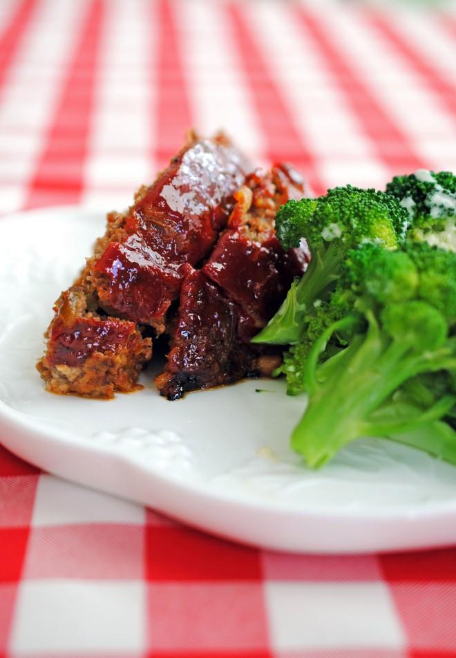 Cajun Meatloaf 7