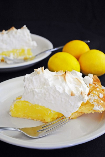 Lemon Merigue Pie 1