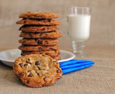 Perfect Chocolate Chip Cookies 1