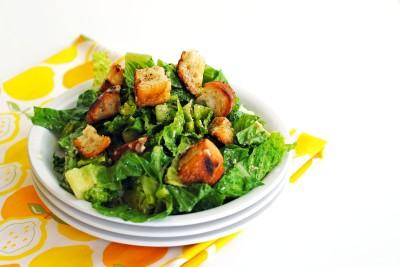 Classic Ceaser Salad 1