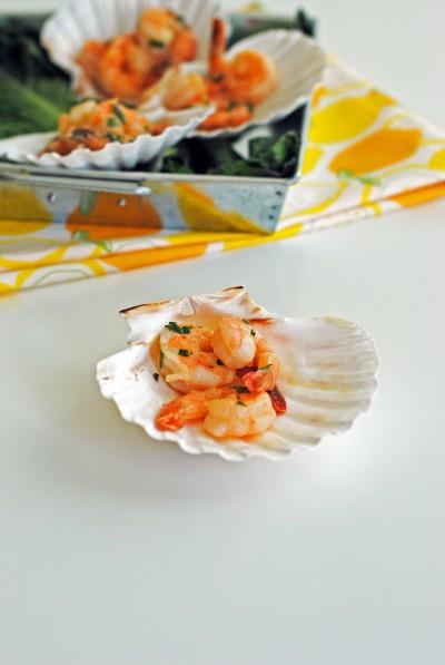 Simple Shrimp Scampi 3