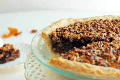Classic Pecan Pie 15