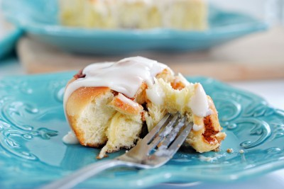 Overnight Cinnamon Rolls 8