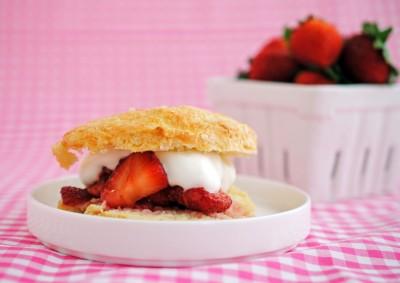 Strawberry Shortcakes 4