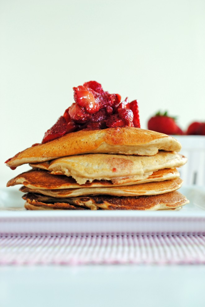 Pumped Up Protein Pancakes 2
